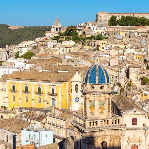 Ragusa Viaggio in Sicilia