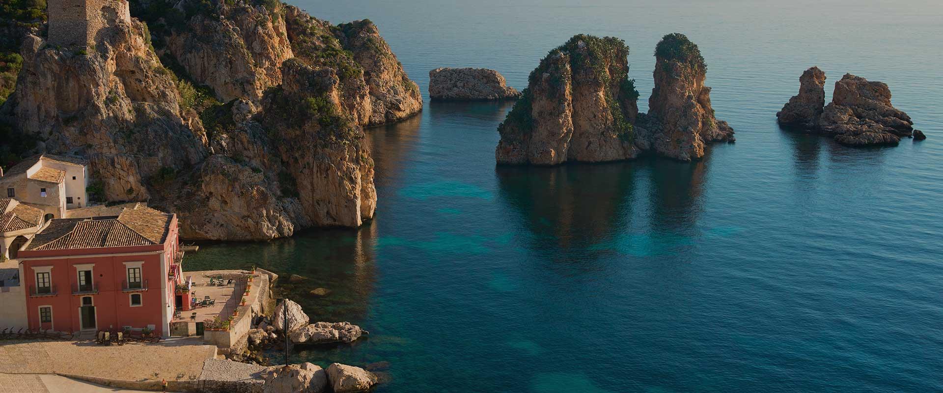 Viaggio in Sicilia Scopello