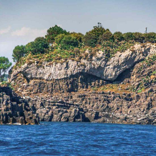 Acitrezza, isole dei Ciclopi