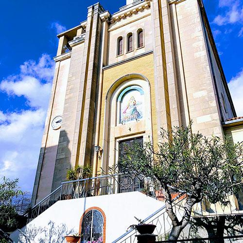 Chiesa di Capo Mulini