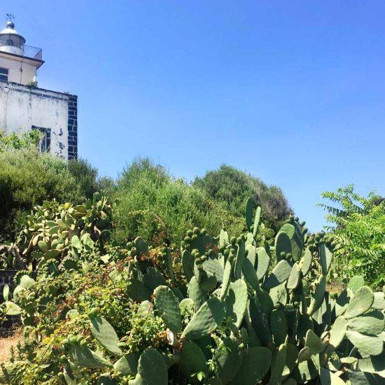 Il Faro di Capo Mulini