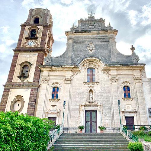 Lipari, Cattedrale di San Bartolomeo