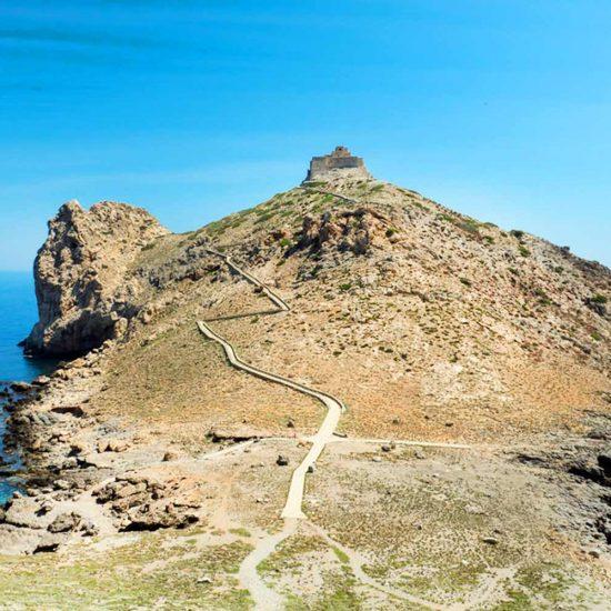 Il castello di Marettimo