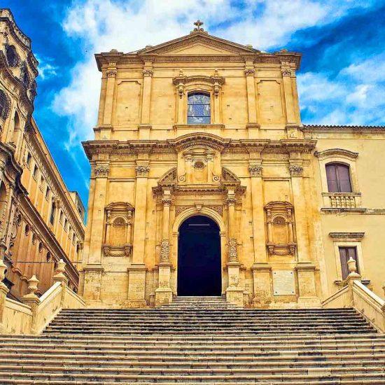 Chiesa di San Francesco dell'immacolata, Noto