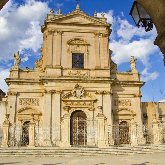 Ispica, Basilica di Santa Maria Maggiore