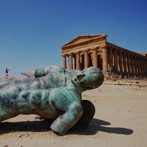 Agrigento Viaggio in Sicilia