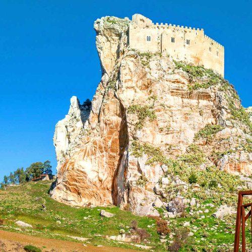 Castello di Mussomeli di Caltanissetta