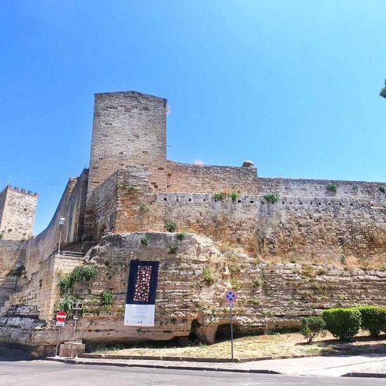 Enna - Castello di Lombardia