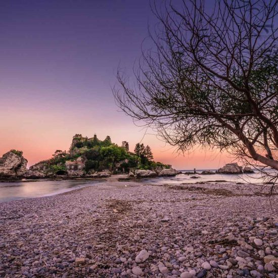 Isola Bella, Taormina - Foto di Emilio Messina