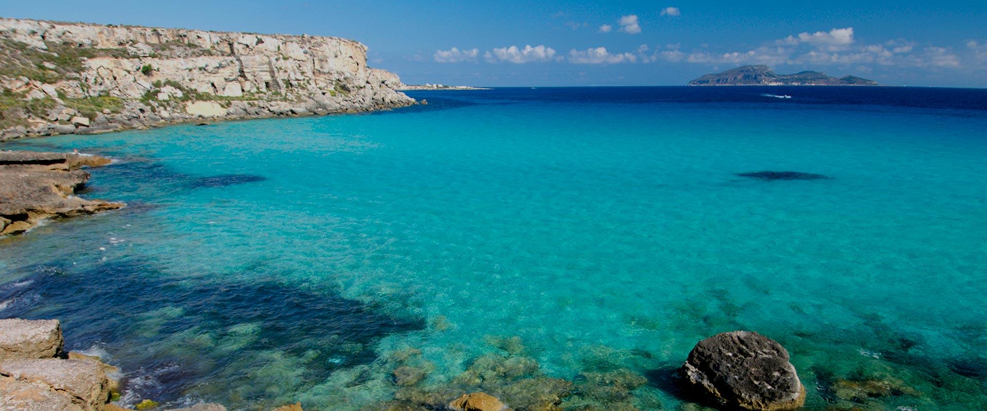 Isole Egadi, Levanzo, viaggio in sicilia