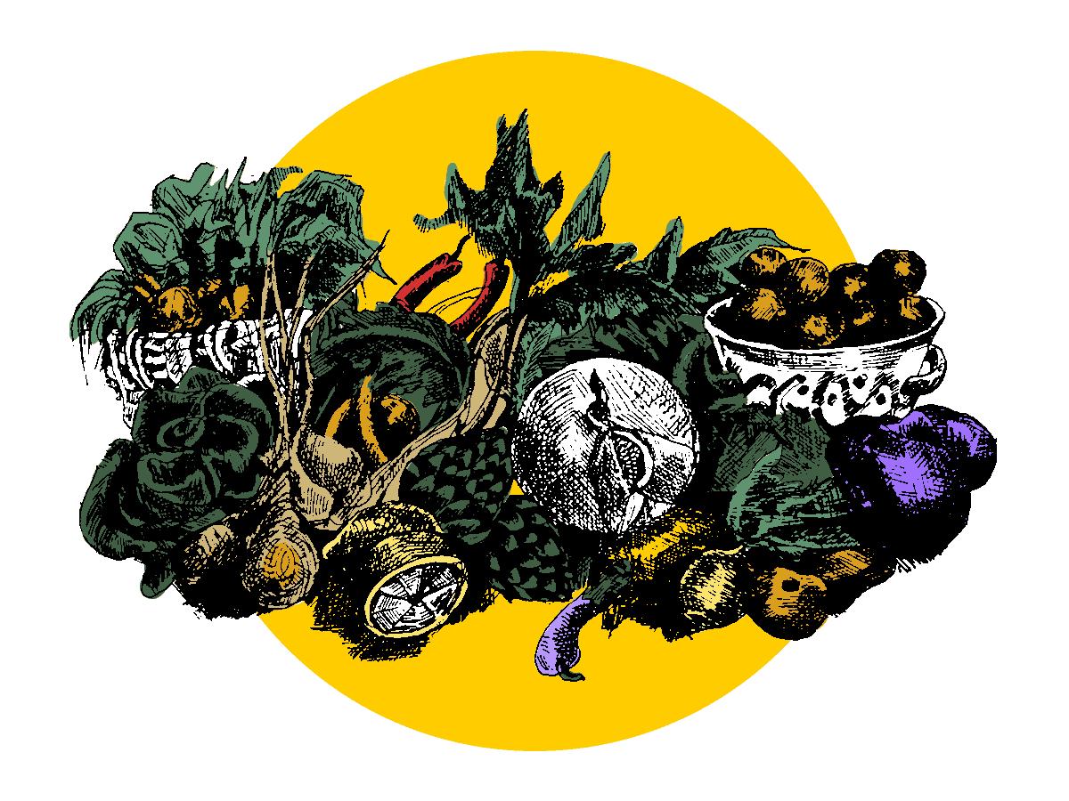 verdure e ortaggi siciliani