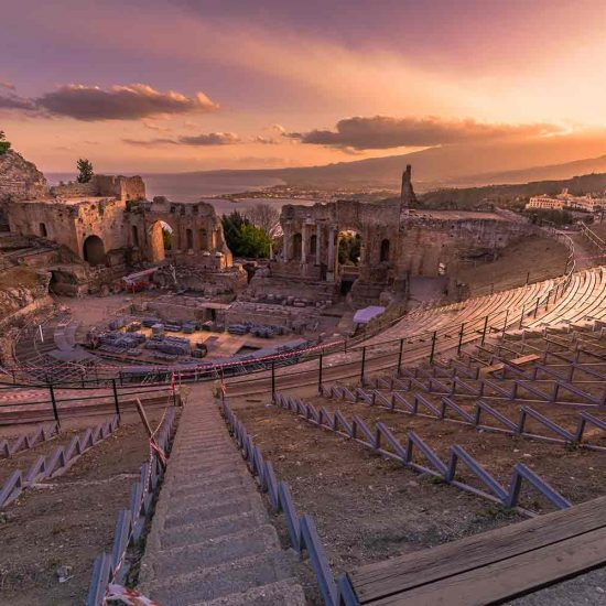 Anfiteatro di Taormina - Foto di Emilio Messina